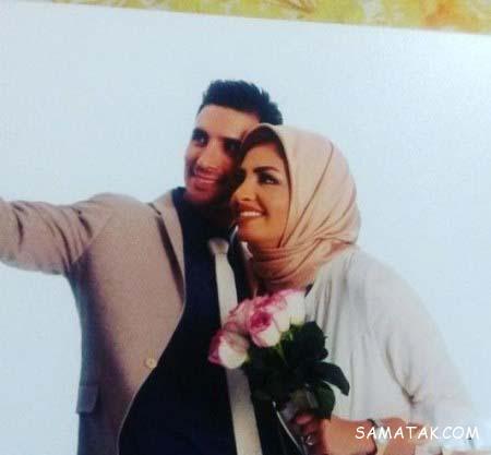 بهنام اسبقی | عکس های عروسی و ازدواج بهنام اسبقی تکواندوکار