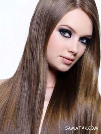 مدل مو برای چاق نشان دادن صورت