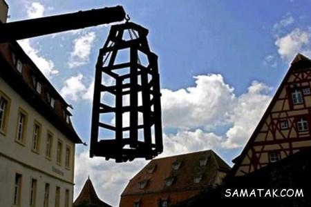 ابزار شکنجه زنان در قرون وسطی