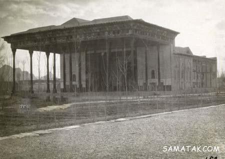 قدیمی ترین عکس های اصفهان