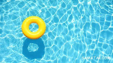 وجود ادرار در آب استخر | تشخیص ادرار در استخر