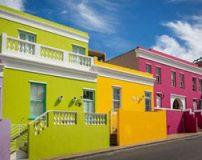 شهرهای زیبا با ساختمان های رنگی و جذاب در دنیا