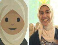 طراحی استیکر تلگرامی یک دختر از چهره خودش