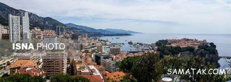 کشور موناکو سرزمین بازیگران هالیوودی + تصاویر