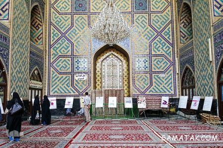 تاریخچه معماری حرم امام رضا