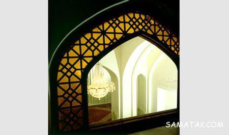 مهمانسرای حافظیه تهران + تصاویر