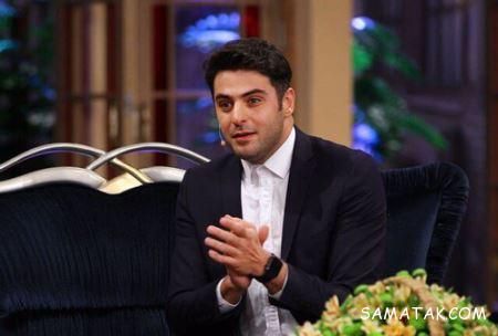مصاحبه جالب از پژمان بازغی با علی ضیاء