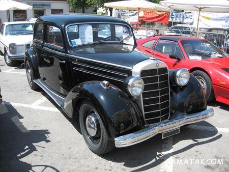 ماشین های قدیمی که در سریال شهرزاد بودند