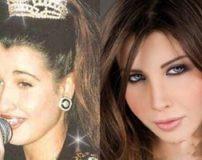 زیباتر شدن چهره نانسی عجرم بعد از عمل زیبایی + تصاویر