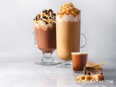 نوشیدنی های استارباکس بسیار جذاب در دنیا + تصاویر