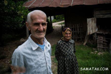 کوب بافی یکی از صنایع دستی استان مازندران