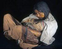 کشف جسد یک مومیایی دختر که هنوز سالم می باشد + تصاویر