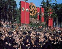 آلبوم عکس های رنگی آدولف هیتلر و نازی ها
