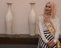 انتخاب زیباترین دختر در اندونزی + تصاویر
