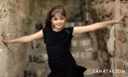 زیباترین دختر جهان 12 ساله شد + تصاویر