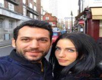 مراد ییلداریم بازیگر ترکیه با همسر مدلینگ در مکه + تصاویر