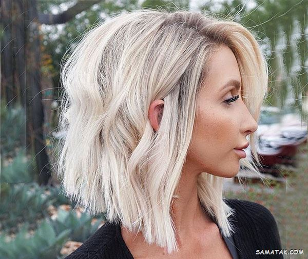 مدل موی کوتاه دخترانه 2021