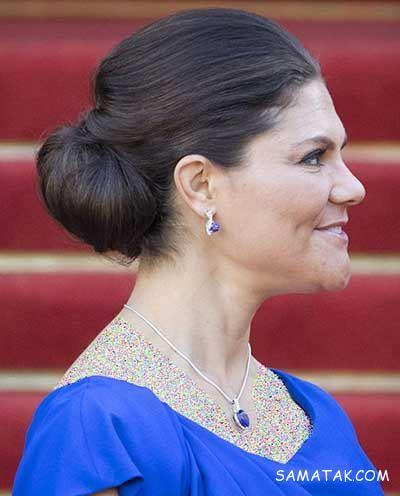 مدل موهای پرنسس ها و ملکه ها در طول تاریخ