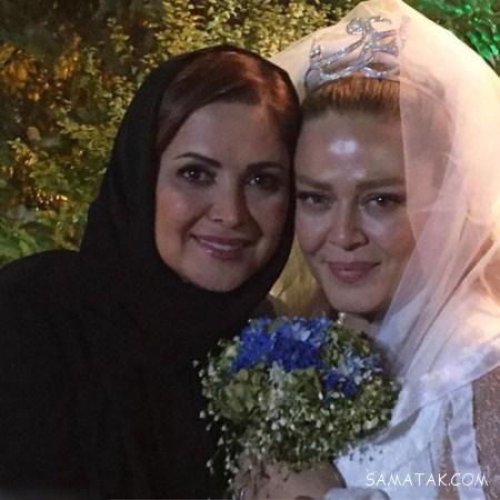 عکس های بی حجاب بهاره رهنما در شب عروسی مجدد