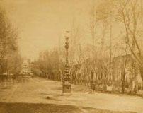 تصاویری از خیابان ها و بناهای تهران در دوره قاجار