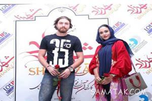 بیوگرافی امیرحسین فتحی پسر حسن فتحی کارگردان سینما + تصاویر همسرش