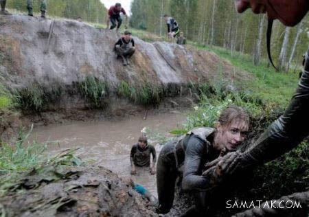 پسران خوشگل روسی ان و   پسران روسی درون مسابقه جذاب دو درون گل و   لای mimplus.ir