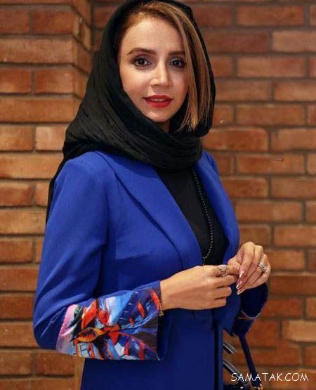 عکس های عاشقانه شبنم قلی خانی با همسرش