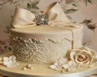 تزیین کیک های زیبا با ایده گرفتن از سبک معماری