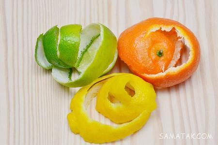 فواید پوست میوه ها و سبزیجات
