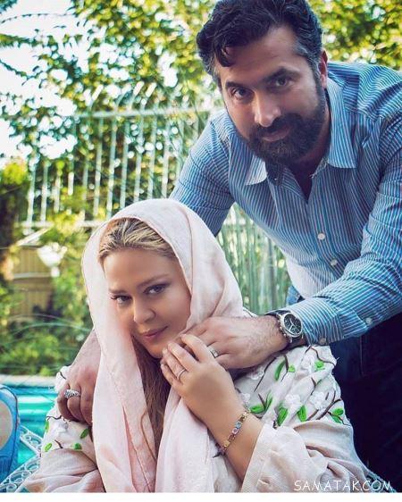 جزئیات زندگی مشترک بهاره رهنما با شوهر جدیدش + تصاویر