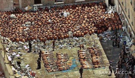زندان های کثیف و ترسناک دنیا را بشناسید + تصاویر