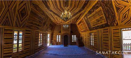 دهکده چوبی نیشابور کجاست + تصاویر دهکده چوبی نیشابور
