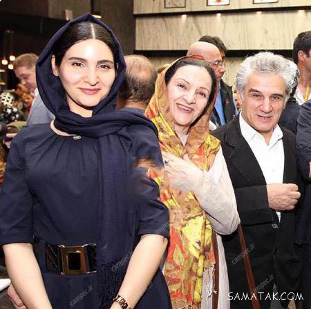 عکس های جدید مامان و بابای بازیگران ایرانی