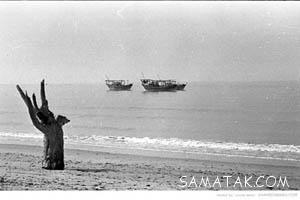 عکس های سیاه سفید قدیمی از شهر بوشهر