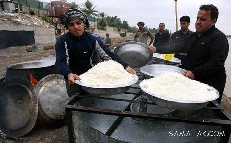 مراسم ایام محرم در استان مازندران