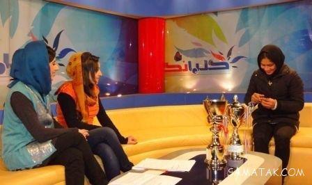 تصاویر زیباترین مجری های زن بی حجاب افغانستان