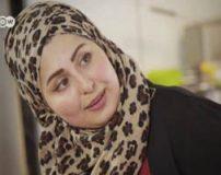 زیباترین آشپز زن سوری با طبخ غذاهای عربی + تصاویر