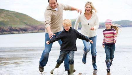 چگونه خانواده موفقی باشیم؟