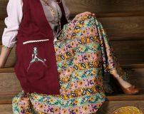 شیک ترین و زیباترین مدل های تن پوش سنتی