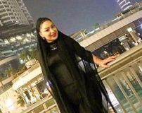 عکس های لو رفته شقایق دلشاد با تیپ خفن در دبی