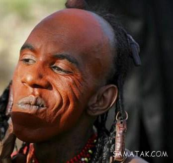 خواستگاری دختران باکره از مردان آفریقا + تصاویر