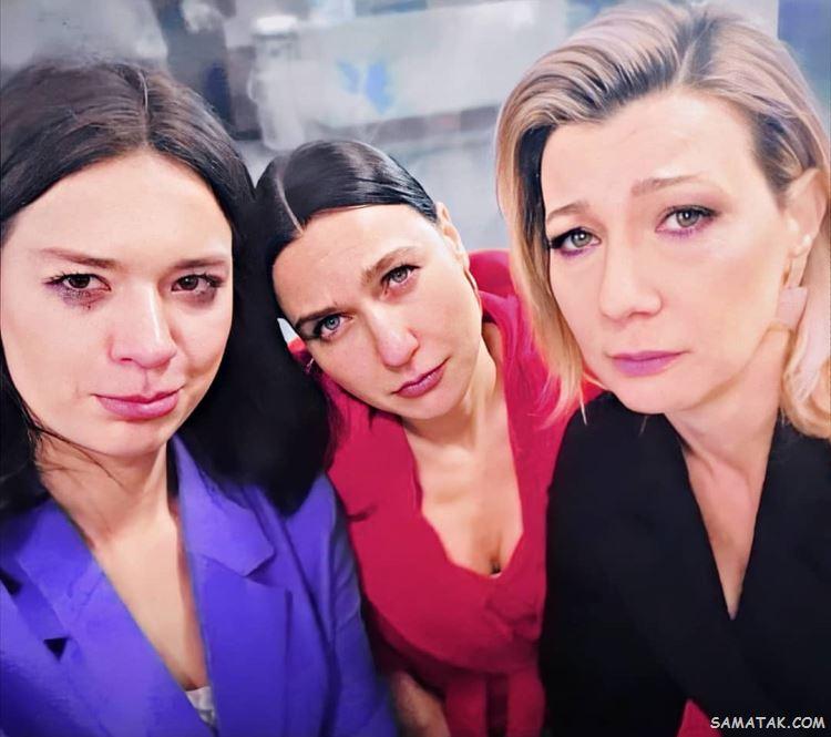 اسامی بازیگران سریال سیب ممنوعه ترکی نام نقش های بازیگران