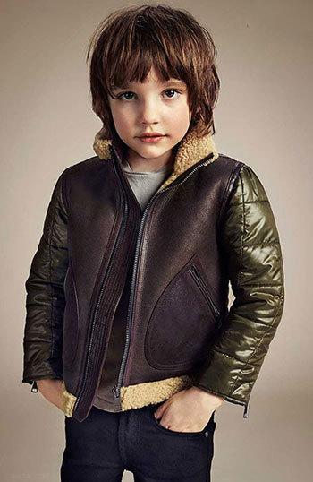 عکس مدل موی پسر بچه 2021