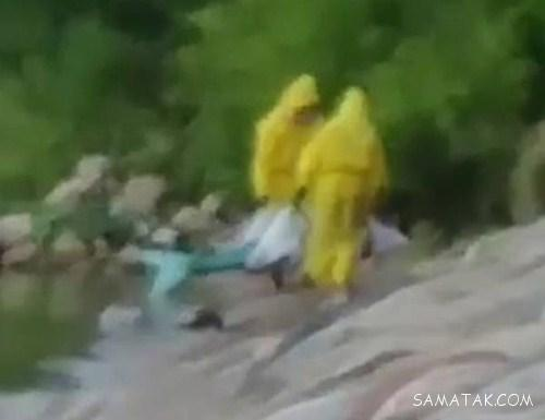 پری دریایی واقعی زنده پیدا شد + تصاویر
