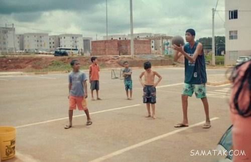 قدبلندترین پسر نوجوان جهان + تصاویر