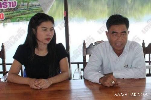 رابطه جنسی مرد تایلندی با 100 همسرش + تصاویر
