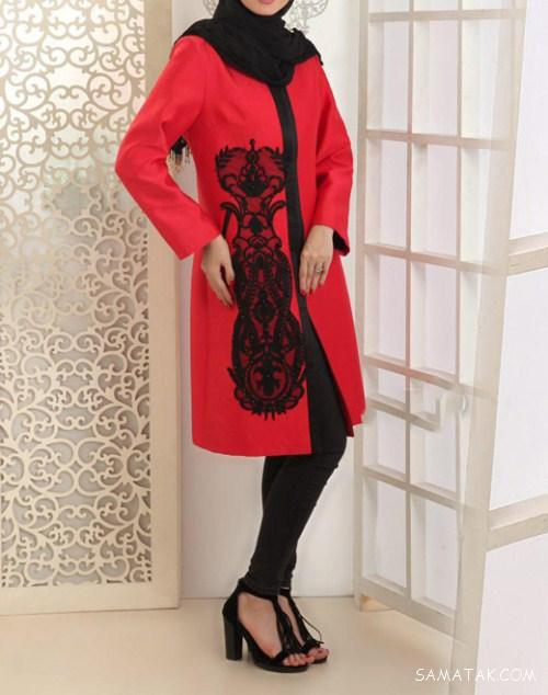 ارزانسرای مانتو مدل مانتو زنانه عید 97