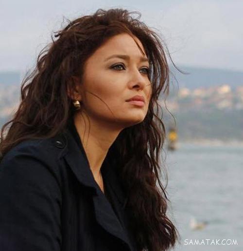 عکسهای بازیگر زن ترکیه ای