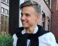 مرد 23 ساله روس، خوشتیپ ترین پلیس جهان است + تصاویر