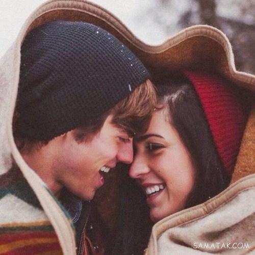 عکس های عاشقانه کریسمس 2021